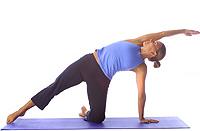 yoga beginner side plank
